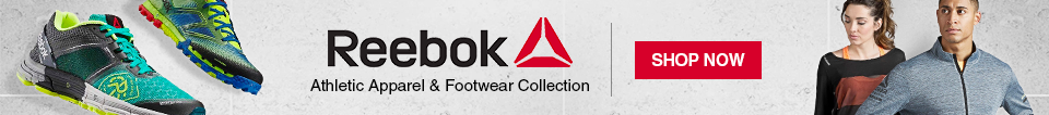 Reebok Apparel & Footwear