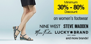 Women's Footwear Discount