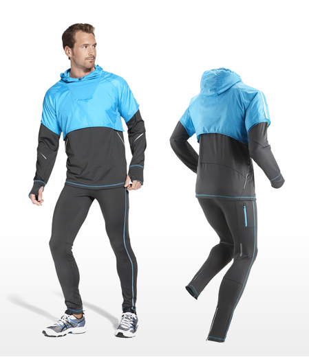 Men's Thermal Running Set