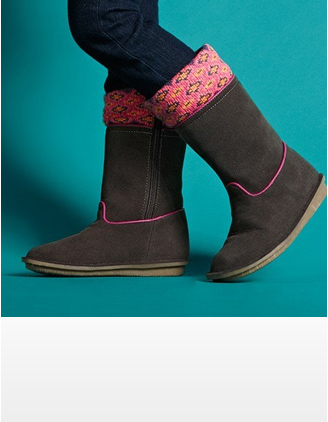 Girls thermo boots
