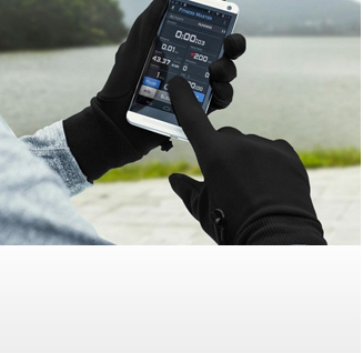 Wind protection gloves