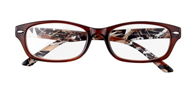 Reading Glasses, Brown