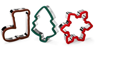 Silicone Cutter, Set of 3